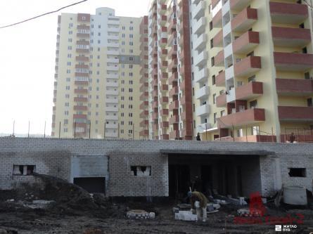 Возведение подземного паркинга ж/д по пр.Тракторостроителей, 94-Б: интервью гл.инженера СМУ-21 АО «Жилстрой-2»
