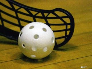 Женская футбольная команда «Жилстрой-2» дебютировала в международном турнире по флорболу