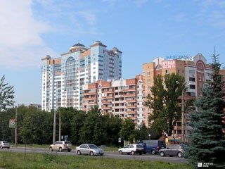 Жилой комплекс на ул. Сухумской получил название – «ДОМ С РОТОНДАМИ»
