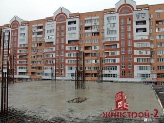 «Жилстрой-2»: новости строительства ЖК «Дом с ротондами» по ул.Сухумской (фото/видео)