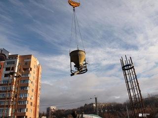«Жилстрой-2»: новости строительства ЖК «Дом с ротондами» по ул.Сухумской (фото)
