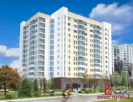 На сайте «Жилстрой-2» размещены планировки жилого комплекса по пр.Маршала Жукова, 18-А