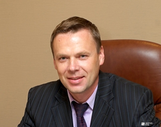 Управляющему ОДО «Жилстрой-2» Александру Конюхову присвоено почетное звание «Заслуженный строитель Украины»