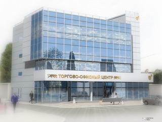 «Жилстрой-2»: завершено строительство торгово-офисного центра по ул. Академика Павлова в Харькове