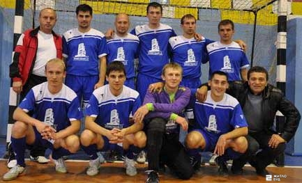 «Жилстрой-2» сделал важный шаг к финалу Кубка ФК «Универ» по футзалу