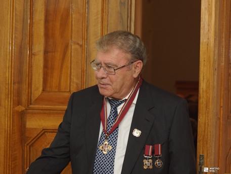 Юрию Кроленко вручен орден «За заслуги» I степени
