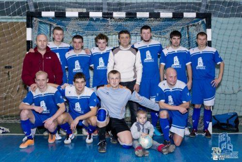 Команда «Жилстрой-2» завоевала «бронзу» в 24-м Кубке ФК «Универ» по футзалу