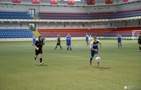 Команда «Жилстрой-2» заняла 4-е место в Зимнем чемпионате Украины