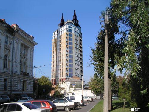 «Жилстрой-2» возводит 9-й этаж каркаса здания ЖК «Заречный»