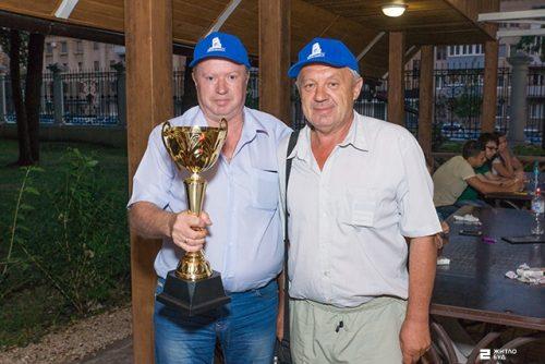 Команда «Жилстрой-2» выиграла в Чемпионате по домино