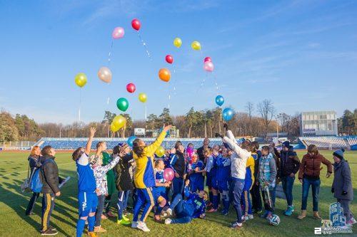 «Жилстрой-2» – серебряный призер Чемпионата Украины по футболу среди женских команд высшей лиги!