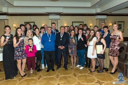 Женская футбольная команда «Жилстрой-2» завоевала  «серебро» Чемпионата Украины-2014