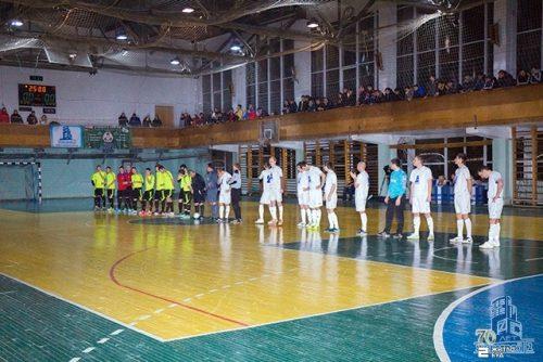 «Жилстрой-2» завоевал «серебро» в 26-м Кубке ФК «Универ» по футзалу