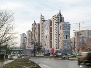 В 2015-м году «Жилстрой-2» начнет строительство двух новых жилых комплексов