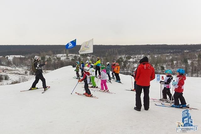Стартовали детские горнолыжные соревнования Кубок LuckySki при поддержке «Жилстрой-2»
