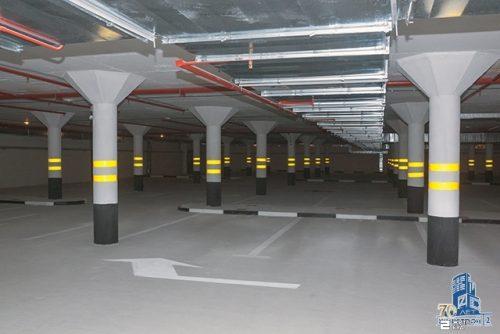 Введен в эксплуатацию паркинг ЖК «Янтарный» по проспекту Тракторостроителей, 94-В