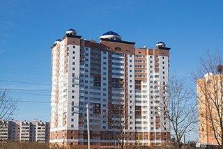 Жилому комплексу «Дом с ротондами» присвоен почтовый адрес