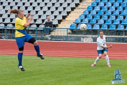 В 6-м туре Чемпионата Украины «Жилстрой-2» выиграл у «Атекса»