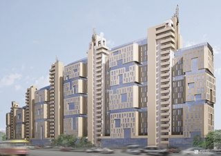 Возводится 2-й этаж ЖК «Павловский квартал»