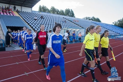 «Жилстрой-2» забил 14 голов в  двух матчах с мариупольской «Ильичевкой»