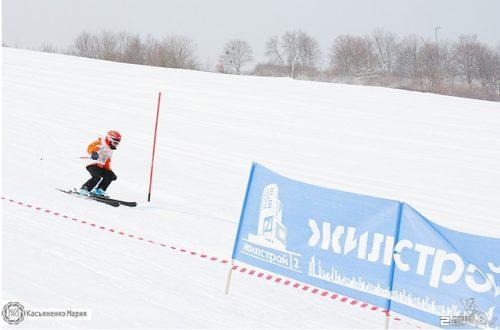В Харькове стартовал ежегодный горнолыжный Кубок LuckySki 2016 при поддержке «Жилстрой-2»