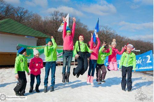 Завершился ежегодный горнолыжный Кубок LuckySki 2016 при поддержке «Жилстрой-2»