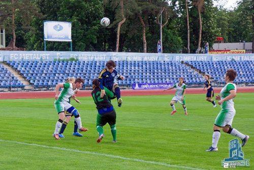 «Жилстрой-2» одержал победу в 4-м туре Чемпионата Украины со счетом 12:0
