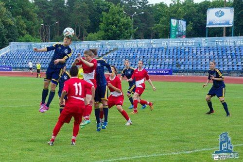 «Жилстрой-2» лидирует в Чемпионате Украины по женскому футболу