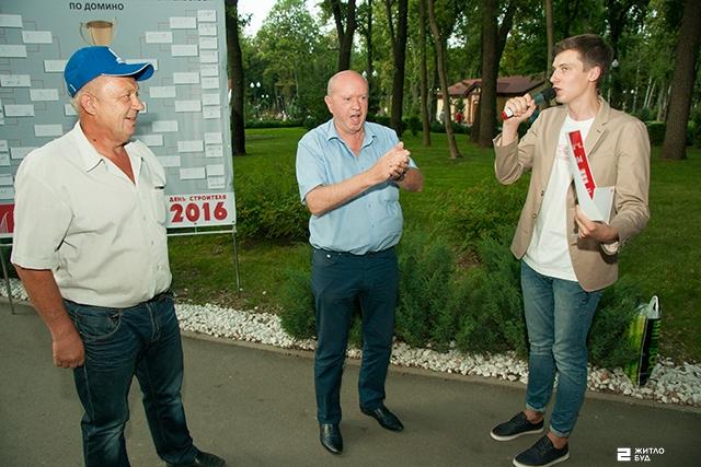 Команда «Жилстрой-2» в третий раз победила в чемпионате по домино среди строителей!