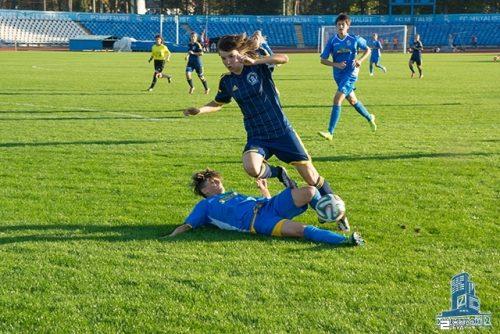 «Жилстрой-2» выиграл у команды «Ятрань-Базис» в Чемпионата Украины по женскому футболу