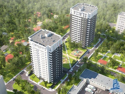 «Жилстрой-2» начинает строительство двух новых жилых комплексов!