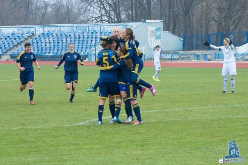«Жилстрой-2» – победитель Чемпионата Украины среди  женских футбольных команд высшей лиги!