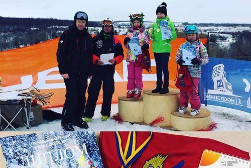 Завершился ежегодный горнолыжный Кубок LuckySki 2017 при поддержке «Жилстрой-2»