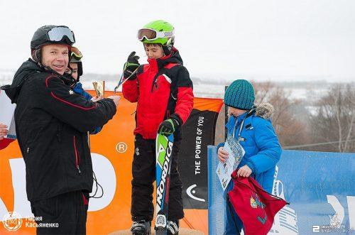 Фотоотчет о награждении победителей горнолыжного Кубка LuckySki 2017, который проходит при поддержке «Жилстрой-2»