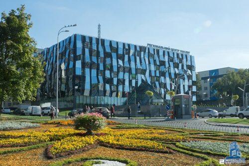 Юрий Кроленко: «Региональный центр услуг построен в рекордные сроки»
