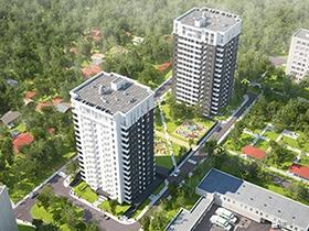Начато строительство 3-го этажа 2-й секции ЖК «Одесский»
