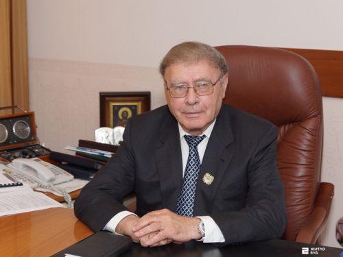 Юрий КРОЛЕНКО: «Жилстрой-2» увеличил объемы производства на 61%»