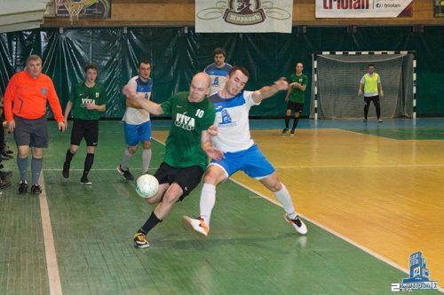 Команда «Жилстрой-2» – серебряный призер 32-го Кубка ФК «Универ» по футзалу!
