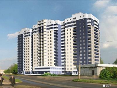 Начато строительство жилого комплекса «ДОМ НА ЗЕРНОВОЙ». Старт продаж!
