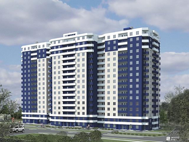 Возводится 5-й этаж 1-й секции жилого комплекса «Дом на Зерновой»