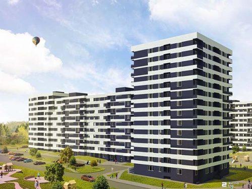 Начтаты продажи квартир в 4-й секции (В) дома №1 ЖК «ПРОЛІСОК»!