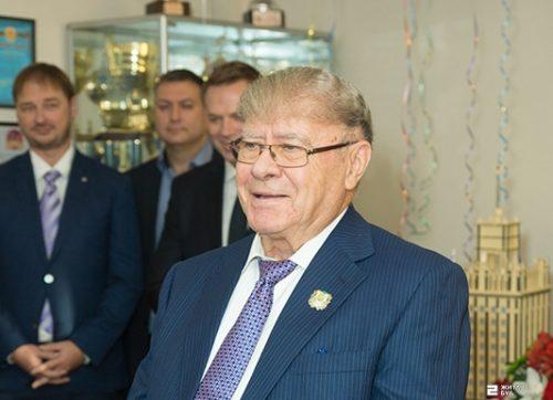 Поздравляем Юрия Яковлевича Кроленко с 80-летием!