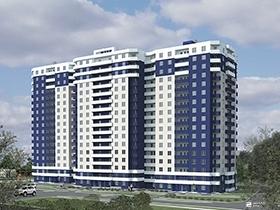 Начато резервирование квартир в 3-й секции (А) ЖК «ДОМ НА ЗЕРНОВОЙ»