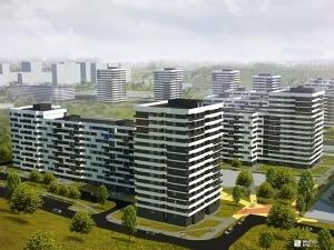 Начаты продажи квартир в 1-й секции дома №2 ЖК «ПРОЛІСОК»!