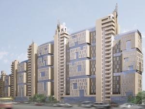 Возводится 6-й этаж 5-й секции ЖК «ПАВЛОВСКИЙ КВАРТАЛ»