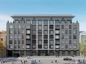 Возводится 4-й этаж ЖК NODUS