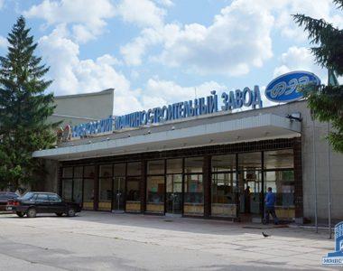 Производственные корпуса Харьковского машиностроительного завода «ФЭД»