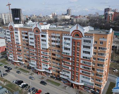 Жилой дом, ул. Сухумская, 24