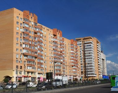 Житловий комплекс, пр. Гагаріна, 43