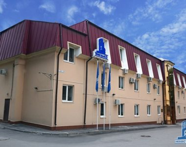 Офисное здание ОДО «Жилстрой-2», ул. Космическая, 12